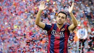 Xavi farewell: Deportivo fight back at Barcelona to beat drop