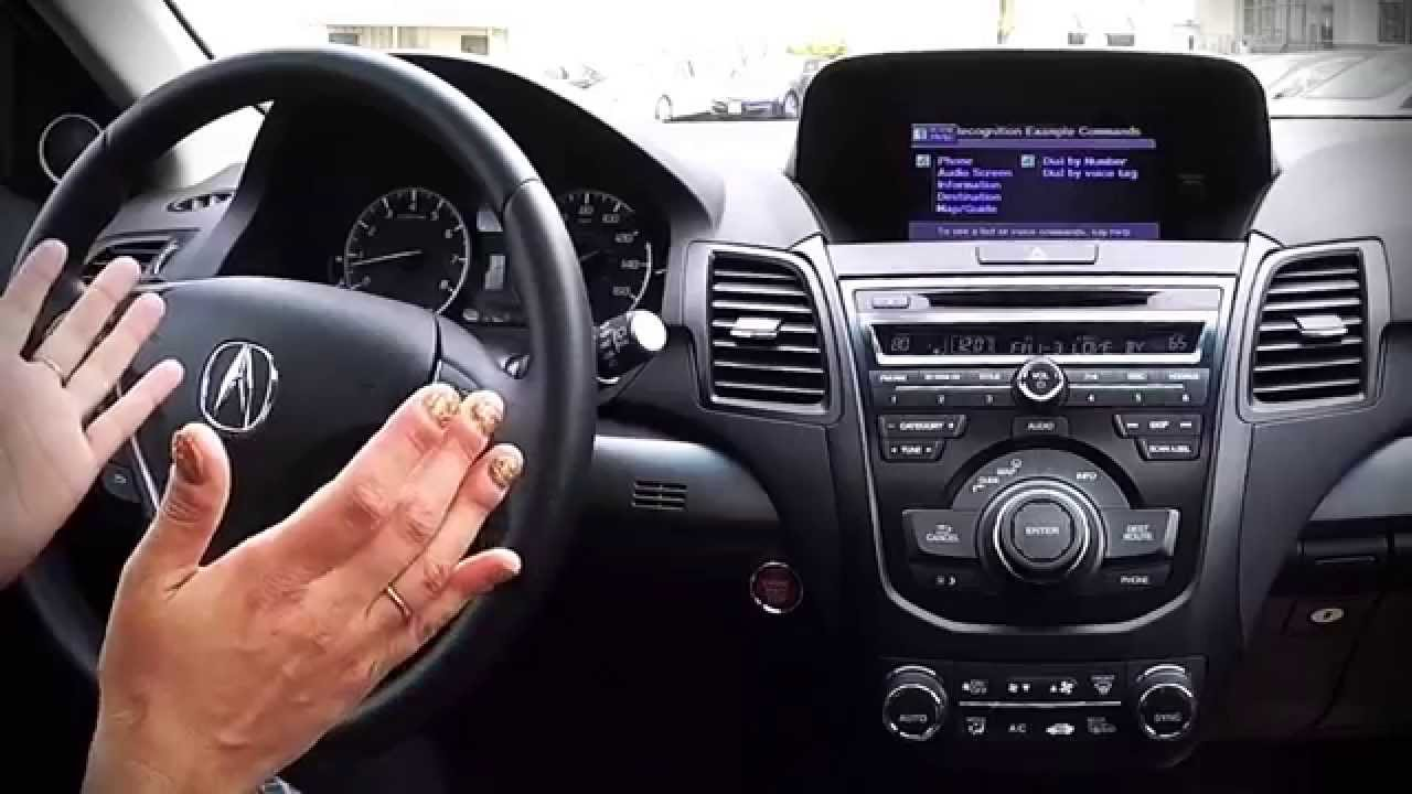 demonstrating voice commands in acura technology package demonstrating voice commands in acura technology package northeast acura