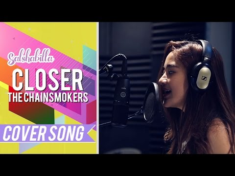 Thumbnail: SALSHABILLA - CLOSER - The Chainsmokers (COVER)