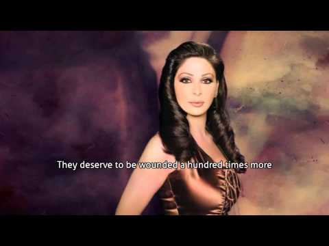 Elissa-With No Occasion / Arabic Song (English Subtitles) -اليسا-من غير مناسبة