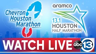 Chevron Houston Marathon and Aramco Half Marathon 2020