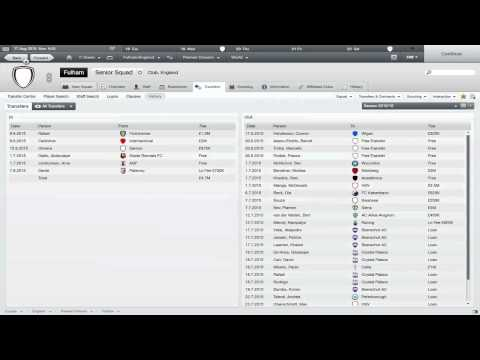 FM12 : Fulham FC ep.12 - The youth are coming