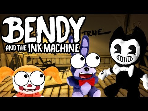 FNAF Plush - Bendy And The Ink Machine