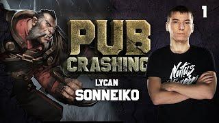 Pubs Crashing: SoNNeikO on Lycan vol.1