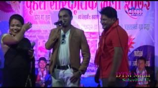 Janaki Tarami magar Vs Pusupati Sharma LIVE Dohori @ Nawalparasi