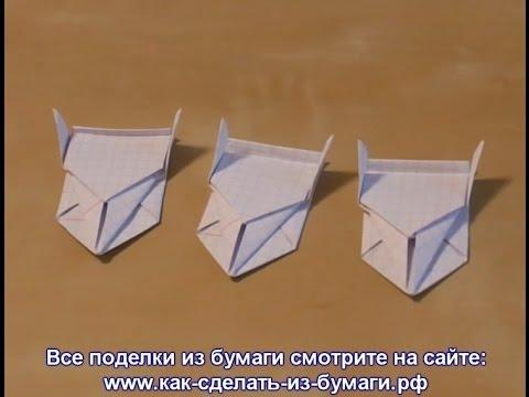 Как сделать бумажную машину