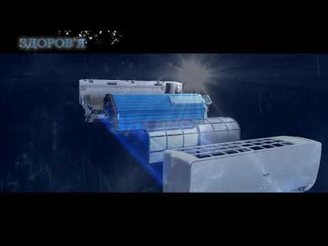 Сплит-система Haier AS70NHPHRA/1U70NHPFRA HP (R32) (видео 1)