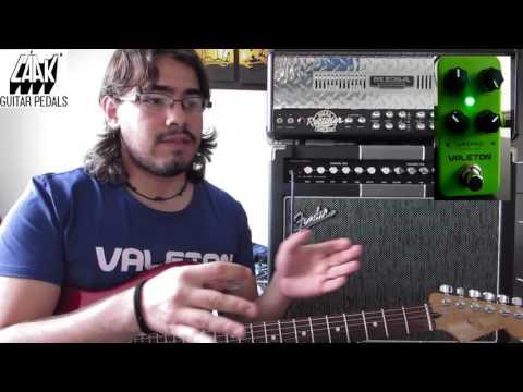 Valeton - Lazaro Modern Fuzz (Review en Español)