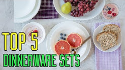 Best Dinnerware Sets 2018 - Corelle Dinnerware Sets & Corelle Dishes Reviews