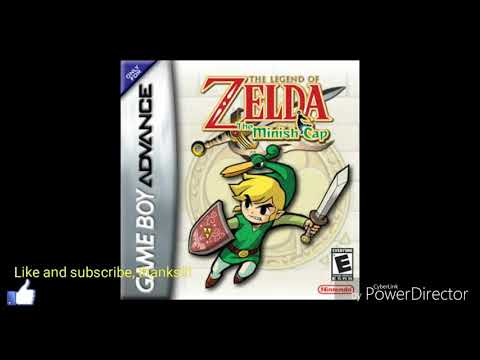 Download The Legend of Zelda The Minish Cap GBA ROM