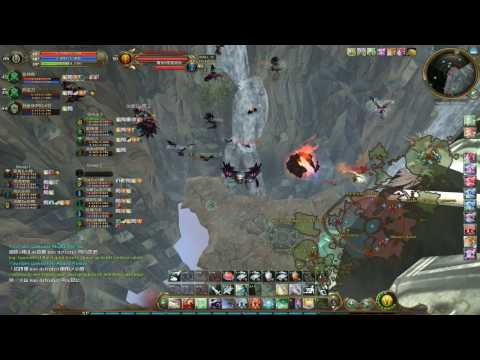Aion PvP - Abyss Massive Raid - Part 1 Battle with Elyos