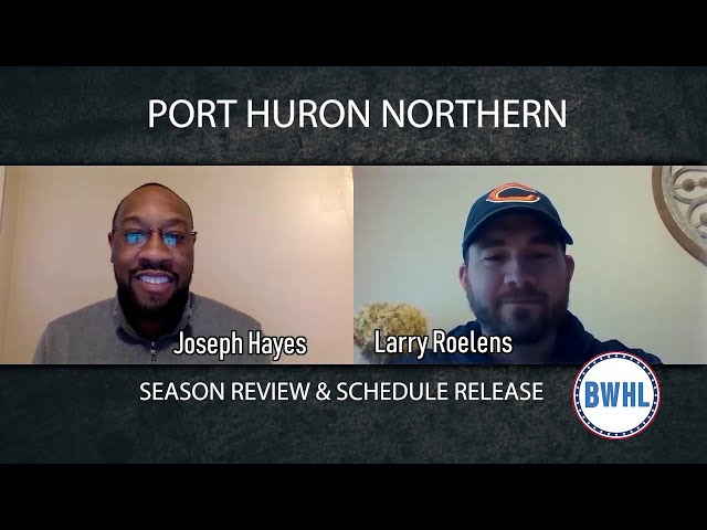 Port Huron Northern football releases 2020 schedule