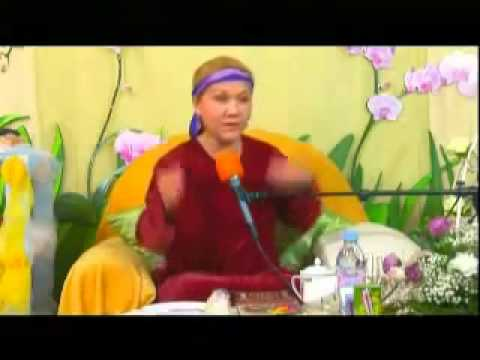 The Infinite Blessing of Meditation Lecture by Supreme Master Ching Hai, France 2007