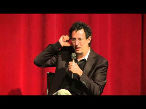 Tony Kushner on Daniel Day-Lewis