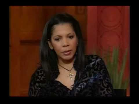 Penny Johnson Jerald on Live With Regis and Kelly 21303