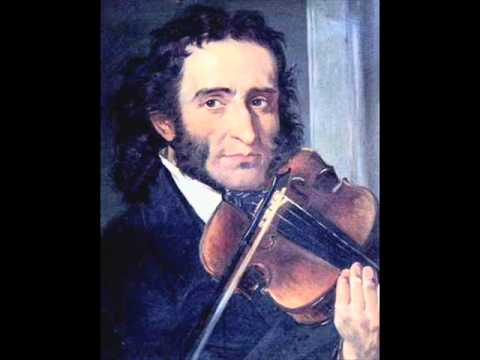 Ricardo Odnoposoff plays Paganini Violin Concerto No.2 part 2 of 2