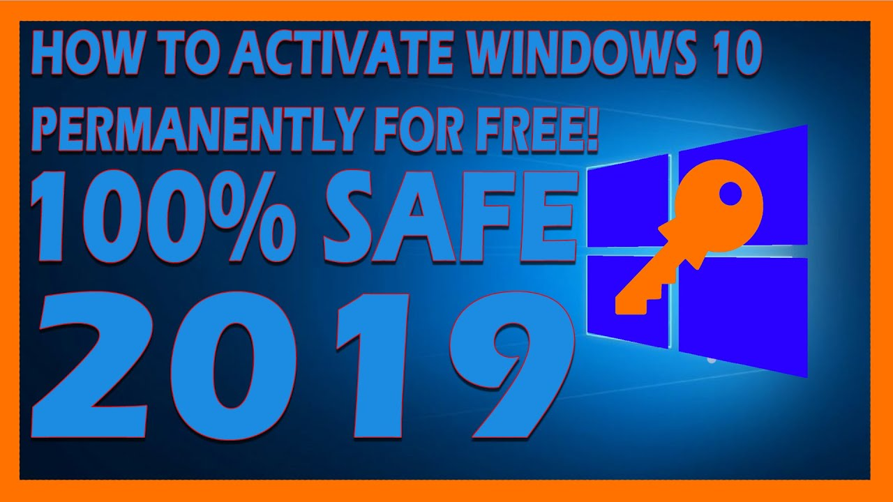 activate windows 10 free youtube