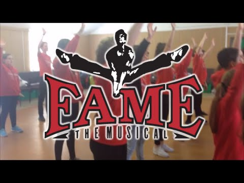 Fame The Musical #1: Rehearsal Video!
