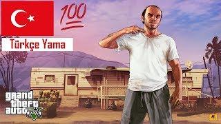GTA V %100 Türkçe Yama - 2018