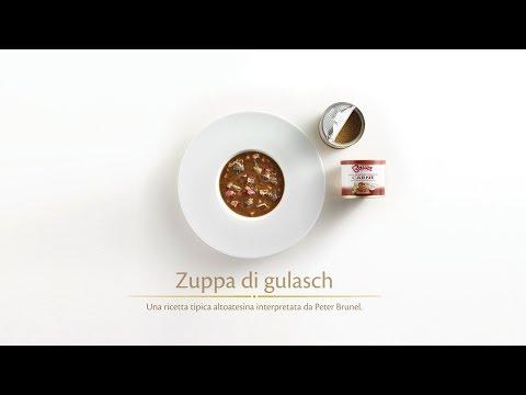 Ricetta Zuppa di gulasch al cucchiaio - BAUER