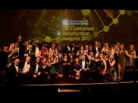 UK Customer Satisfaction Awards 2017 Promo