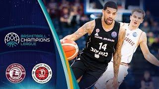 Lietkabelis v Hapoel Bank Yahav Jerusalem - Highlights - Basketball Champions League 2018-19