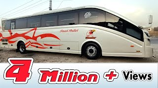 2021 Road Bullet Bus Review || Pakistans first Road Bullet Bus || New Shandar || Bus and Coach