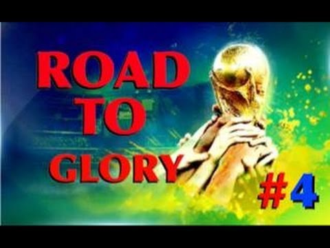 FIFA 14 WORLD CUP ULTIMATE TEAM// Road To Glory #4// INTENSE...
