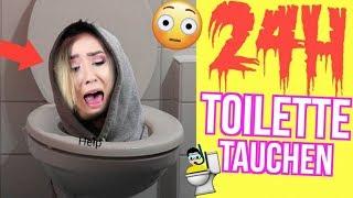 24 STUNDEN im WC eingesperrt... ZUSCHAUER entscheidet