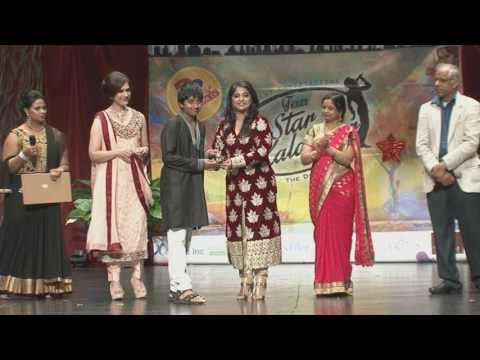 Presentation of Winners of Solo Singing at Texas Star Kalakaar - 2016