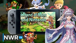 Legend of Mana's Ties to the Legend of Zelda, Mario, and EarthBound