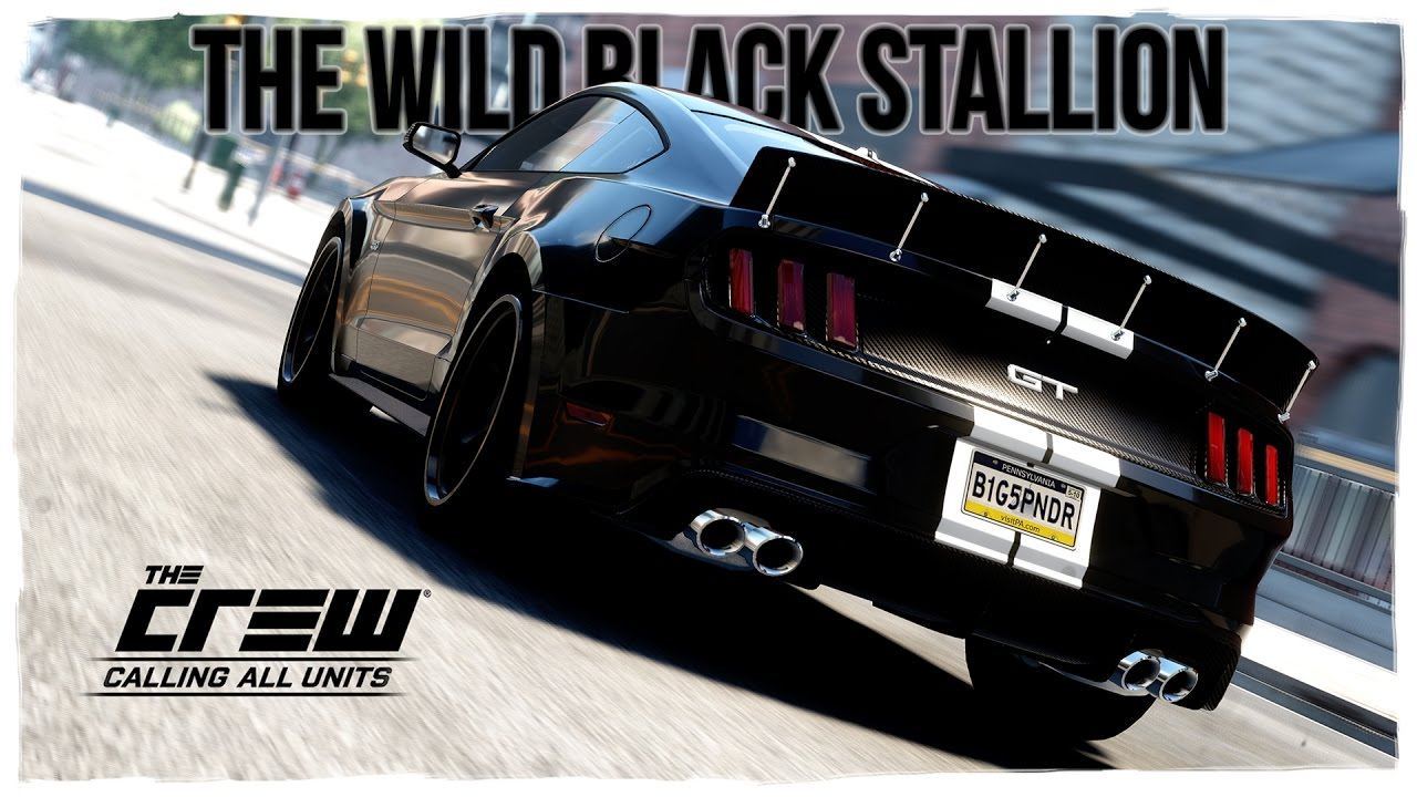 the black stallion 2015 mustang fastback perf spec 1497 the crew calling all units pc. Black Bedroom Furniture Sets. Home Design Ideas