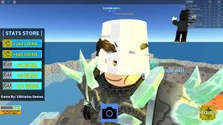 Trolleted dans Skywars ET beaucoup de rires! Roblox