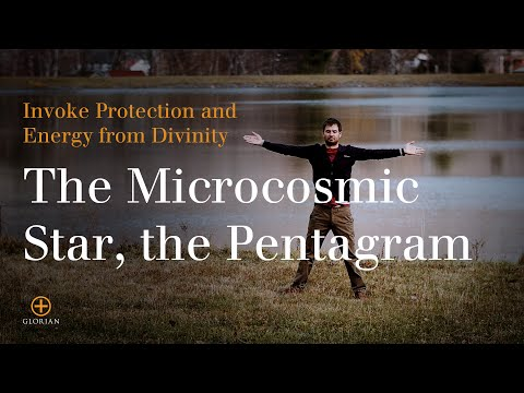 The Pentagram: The Microcosmic Star