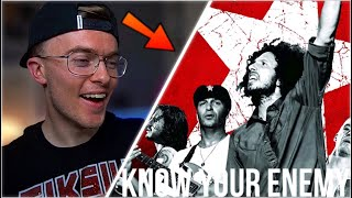 Download New ROCK Fan FIRST REACTION: Rage Against The Machine - Know Your Enemy! Mp3 and Videos