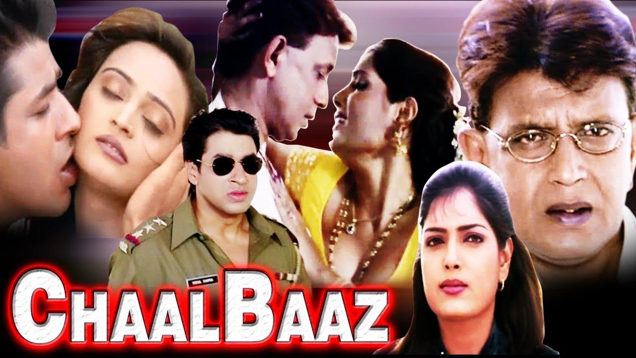 Download Chaalbaaz Full Movie | Mithun Chakraborty Hindi Movie | Rajat Bedi | Superhit Bollywood Movie