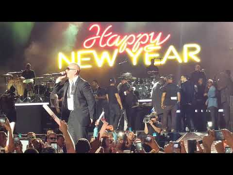 PITBULL´S New Year´s Revolution