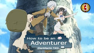 How To Be An Adventurer Episode 3 - Supporters & Magic?