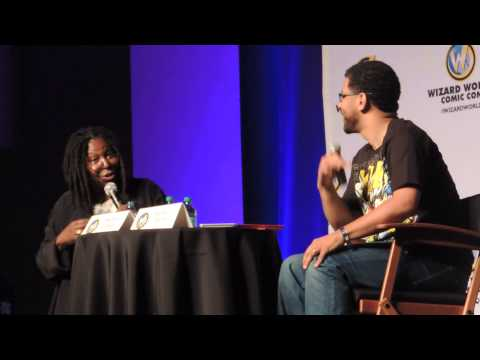 Whoopi Goldberg First Ever Comic Con Panel - The Lion King and James Earl Jones