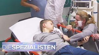 Klinik am Südring deckt Familiendrama auf! Wird der Familie geholfen?   Die Spezialisten   SAT.1 TV
