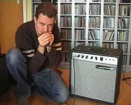 Harmonica Amps Vol 25 Seydel Hyper Amp