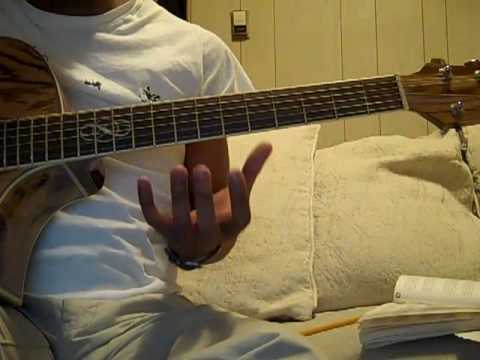 I Will Search Guitar Chords - Israel Houghton - Khmer Chords