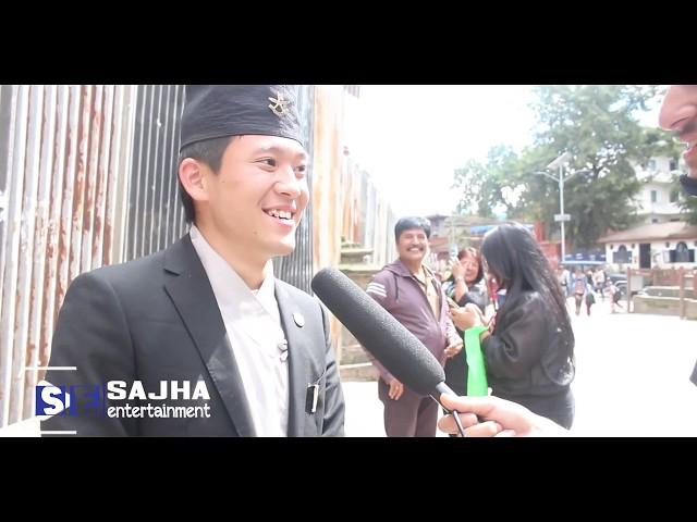 Japanese Boy Singing Nepali l ???? ??????, ??????? ??? ?????? ??????? ??? ?????? ????? ??? l