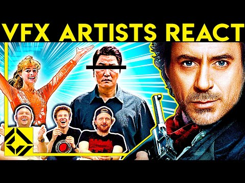 VFX Artists React to Bad & Great CGi 26