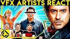 VFX Artists React to Bad & Great CGi 26