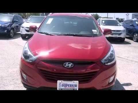Red Mccombs Superior Hyundai >> 2014 Hyundai Tucson Boerne TX Red McCombs Superior Hyundai - YouTube