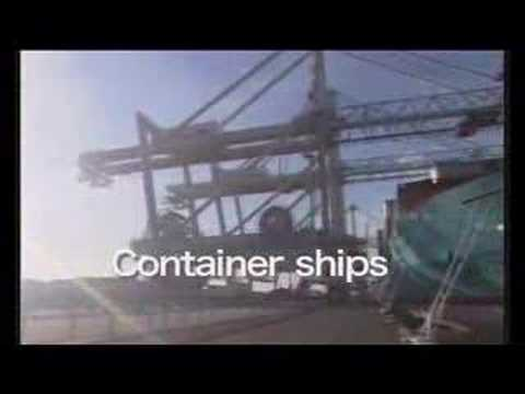 Study International Shipping  - Ocean Cargo container shipme