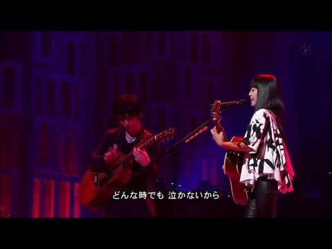 ♪don't cry anymore miwa×押尾コータロー @MF2014