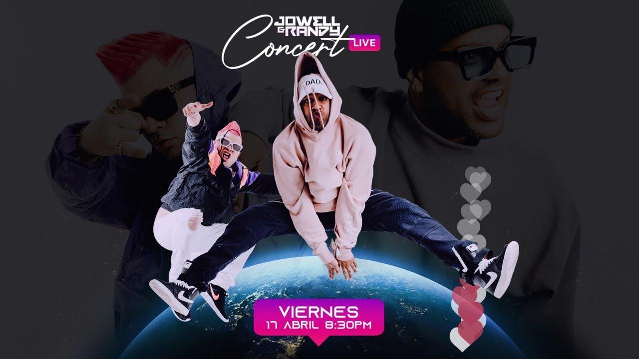 Jowell y Randy Viva El Perreo LIVE