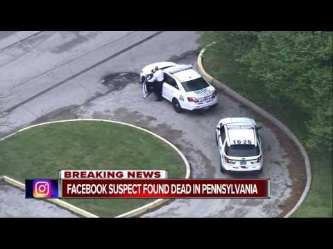Accused Facebook killer Steve Stephens kills himself in Pennsylvania